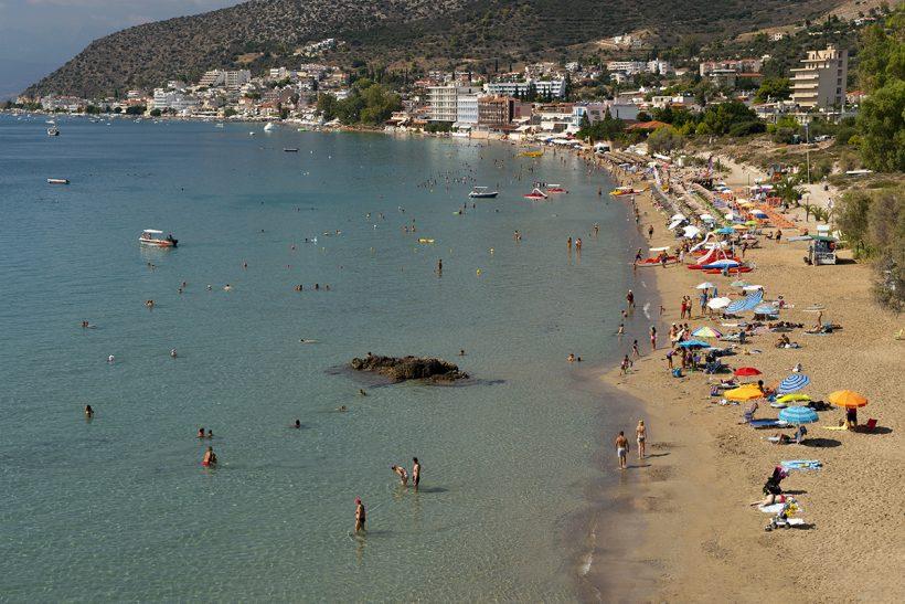 wycieczka szkolna do Grecji