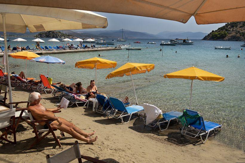 obozy i kolonie w Grecji