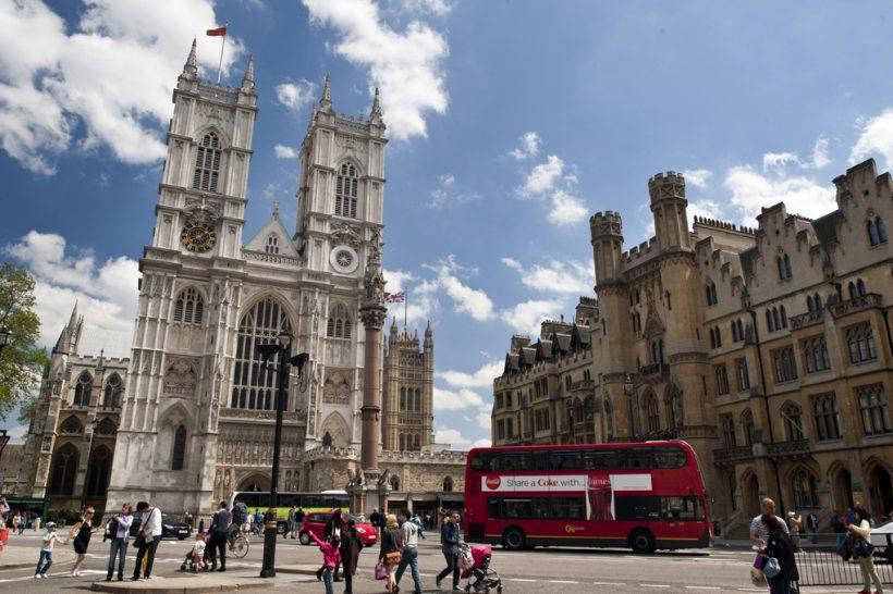 wycieczka szkolna do Anglii