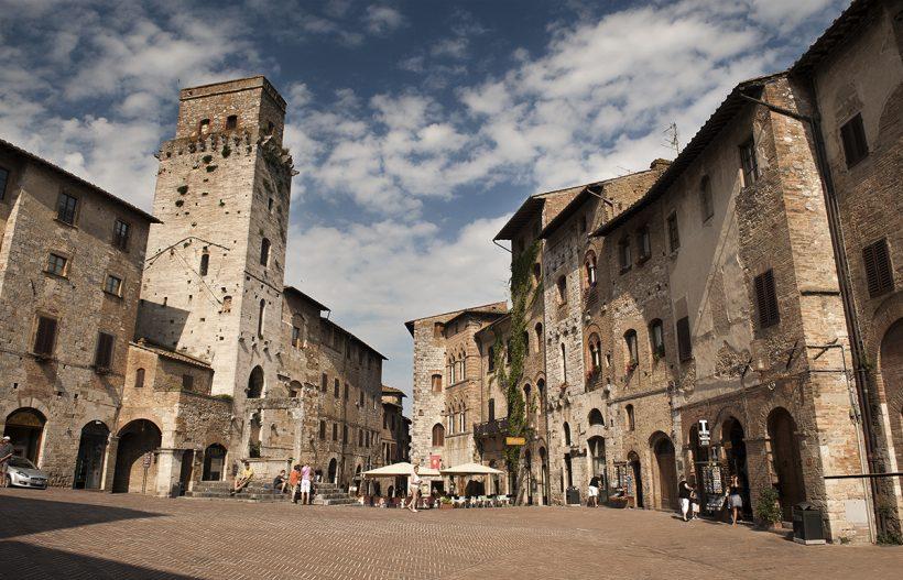 wycieczka szkolna do Włoch