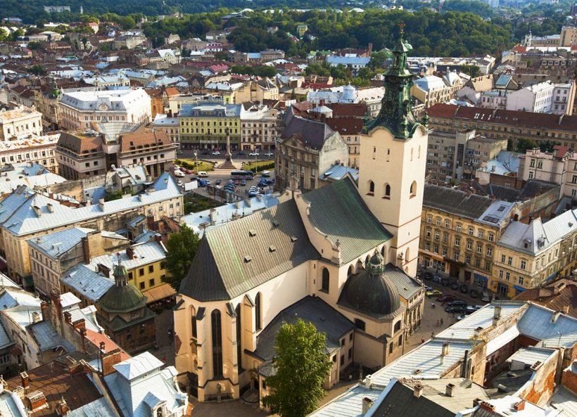 wycieczka szkolna do Lwowa