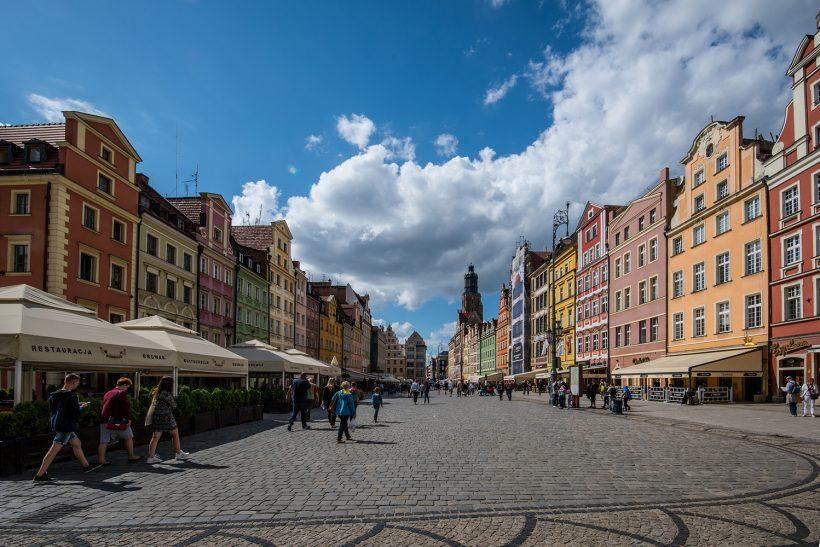 Wrocław wycieczka szkolna